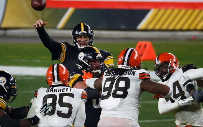 Browns establecen récord de puntos en partido de playoffs