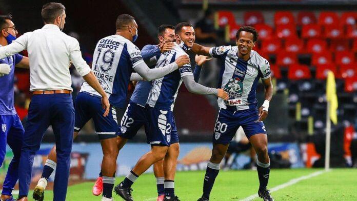 Pachuca clasifica a semifinales, pese a caer ante América en la vuelta
